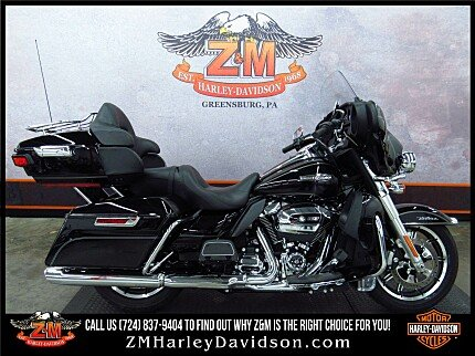 2017 Harley-Davidson Touring for sale 200593361