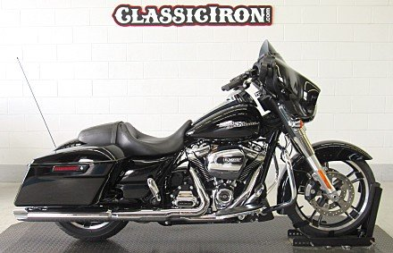 2017 Harley-Davidson Touring Street Glide for sale 200596550
