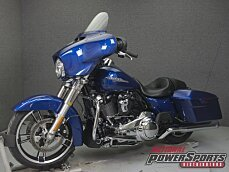 2017 Harley-Davidson Touring Street Glide for sale 200604209