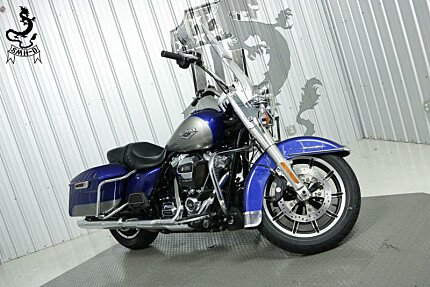 2017 Harley-Davidson Touring Road King for sale 200627066
