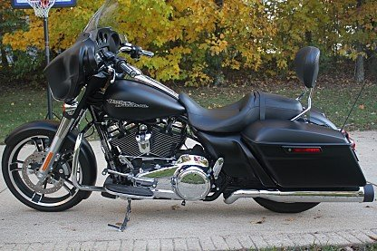 2017 Harley-Davidson Touring Street Glide Special for sale 200645620
