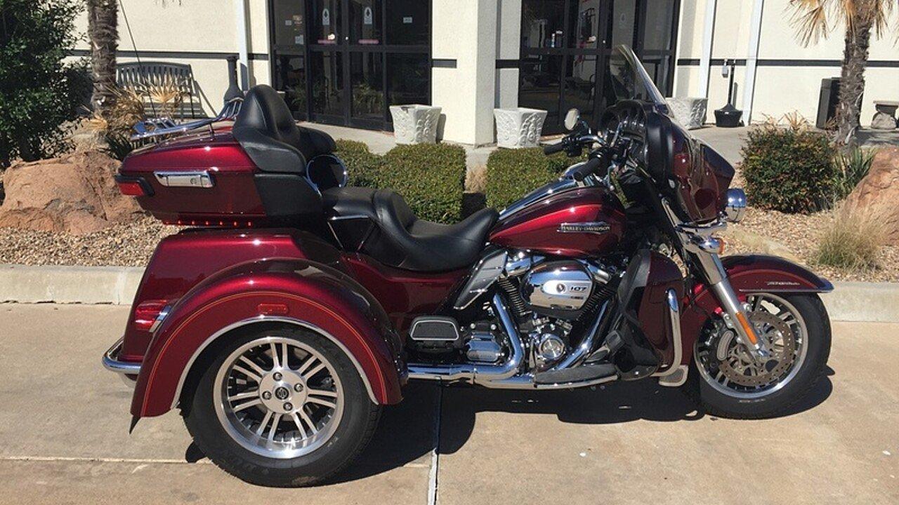 2017 Harley-Davidson Trike Tri Glide Ultra for sale 200442899