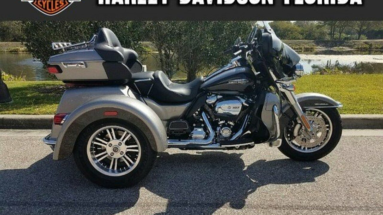 Harley Davidson 2017 Tri Glide Ultra Price Specs Review: 2017 Harley-Davidson Trike Tri Glide Ultra For Sale Near
