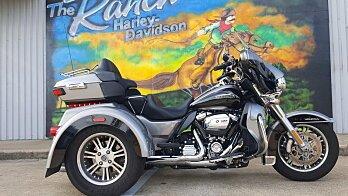 2017 Harley-Davidson Trike Tri Glide Ultra for sale 200626637