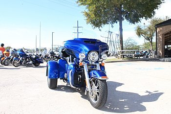 2017 Harley-Davidson Trike Tri Glide Ultra for sale 200645066