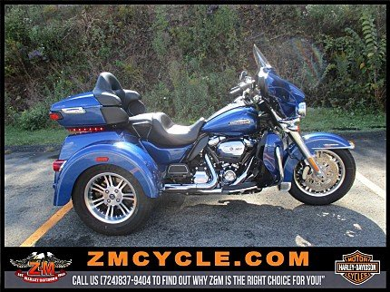 2017 Harley-Davidson Trike for sale 200500075