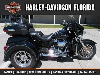 2017 Harley-Davidson Trike Tri Glide Ultra for sale 200536422