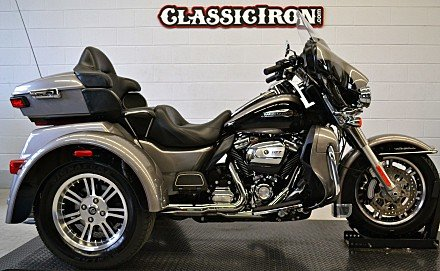 2017 Harley-Davidson Trike Tri Glide Ultra for sale 200558880