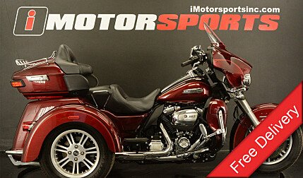 2017 Harley-Davidson Trike Tri Glide Ultra for sale 200564121