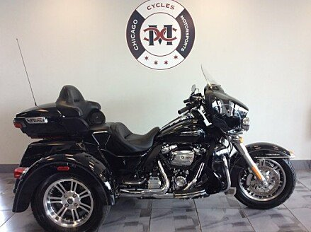 2017 Harley-Davidson Trike Tri Glide Ultra for sale 200567767