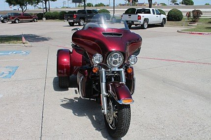 2017 Harley-Davidson Trike Tri Glide Ultra for sale 200579843