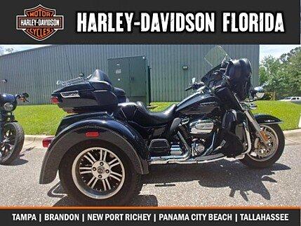 2017 Harley-Davidson Trike Tri Glide Ultra for sale 200593006