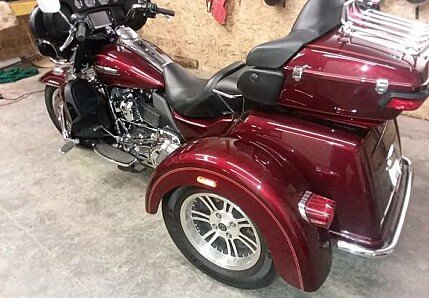 2017 Harley-Davidson Trike Tri Glide Ultra for sale 200596987