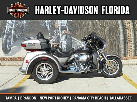 2017 Harley-Davidson Trike Tri Glide Ultra for sale 200615418
