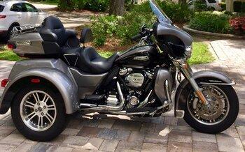 2017 Harley-Davidson Trike Tri Glide Ultra Classic for sale 200635487