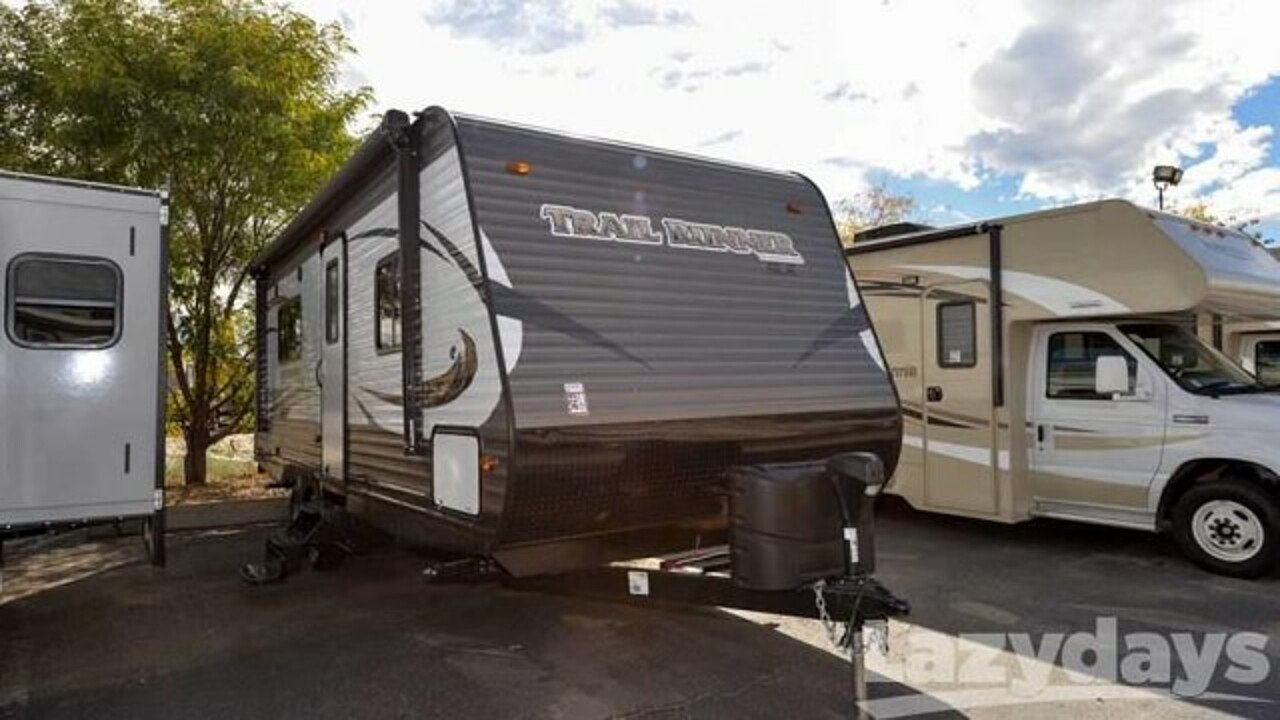 2017 Heartland Trail Runner for sale 300114313