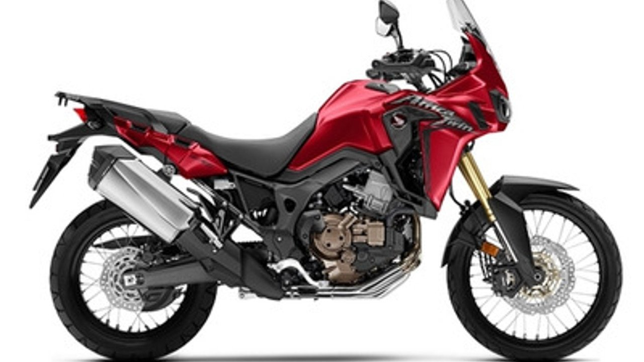 2017 Honda Africa Twin DCT for sale 200450641