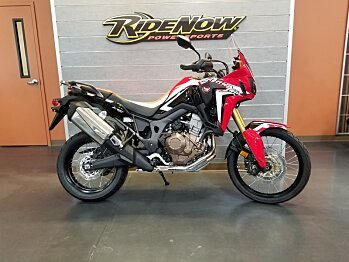 2017 Honda Africa Twin for sale 200525181