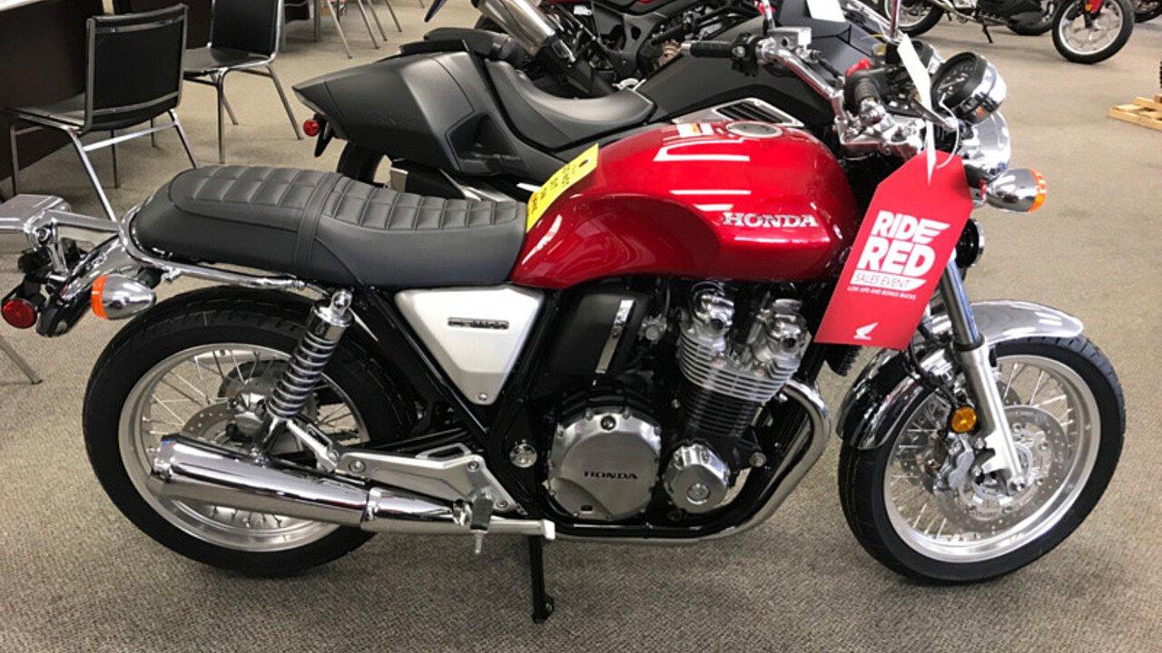 2017 Honda CB1100 for sale 200501872