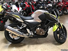 2017 Honda CB300F for sale 200501782