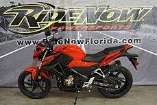 2017 Honda CB300F for sale 200570039