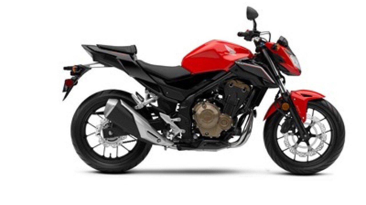 2017 Honda CB500F for sale 200433564