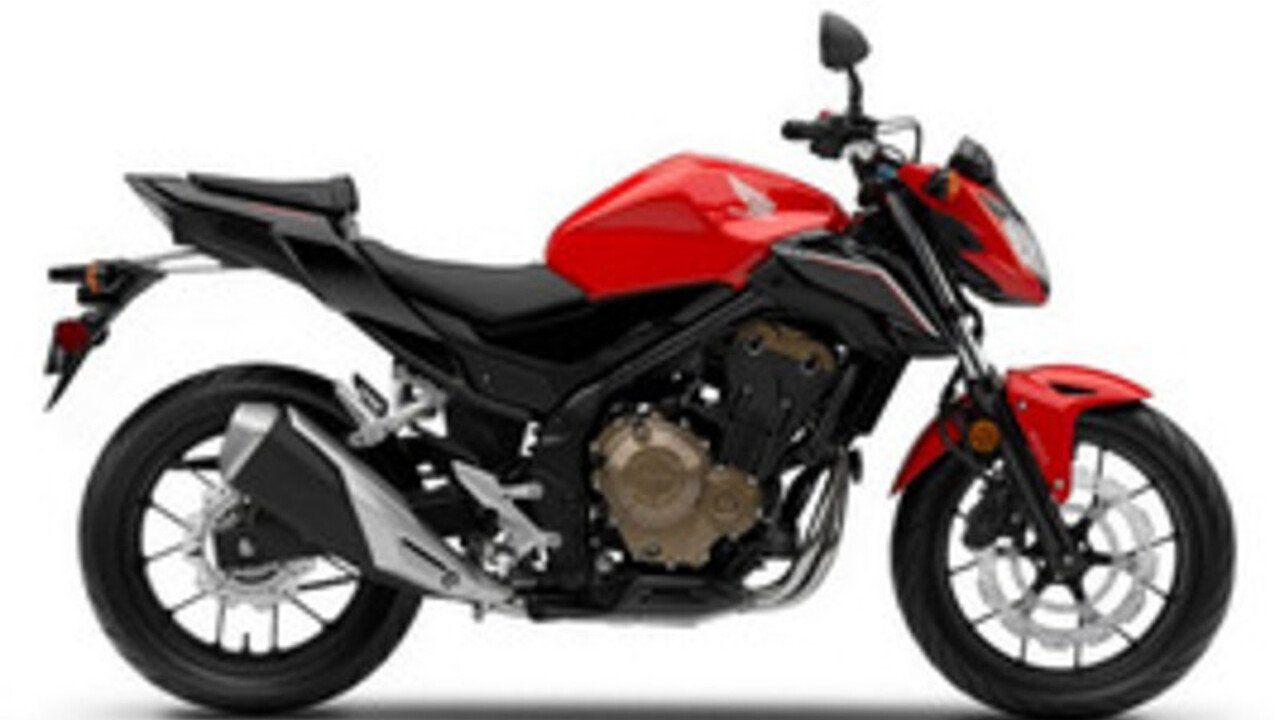 2017 Honda CB500F for sale 200502036