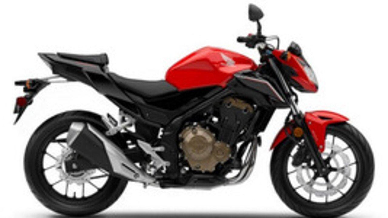 2017 Honda CB500F for sale 200561366