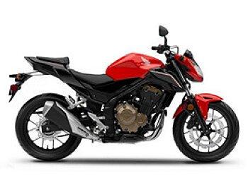 2017 Honda CB500F for sale 200561367