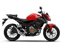 2017 Honda CB500F for sale 200478000