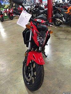 2017 Honda CB500F for sale 200501789