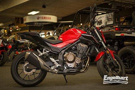 2017 Honda CB500F for sale 200582199