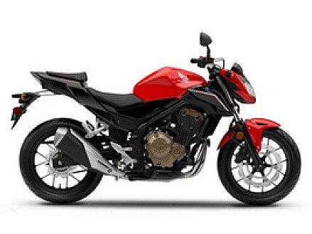 2017 Honda CB500F for sale 200613481