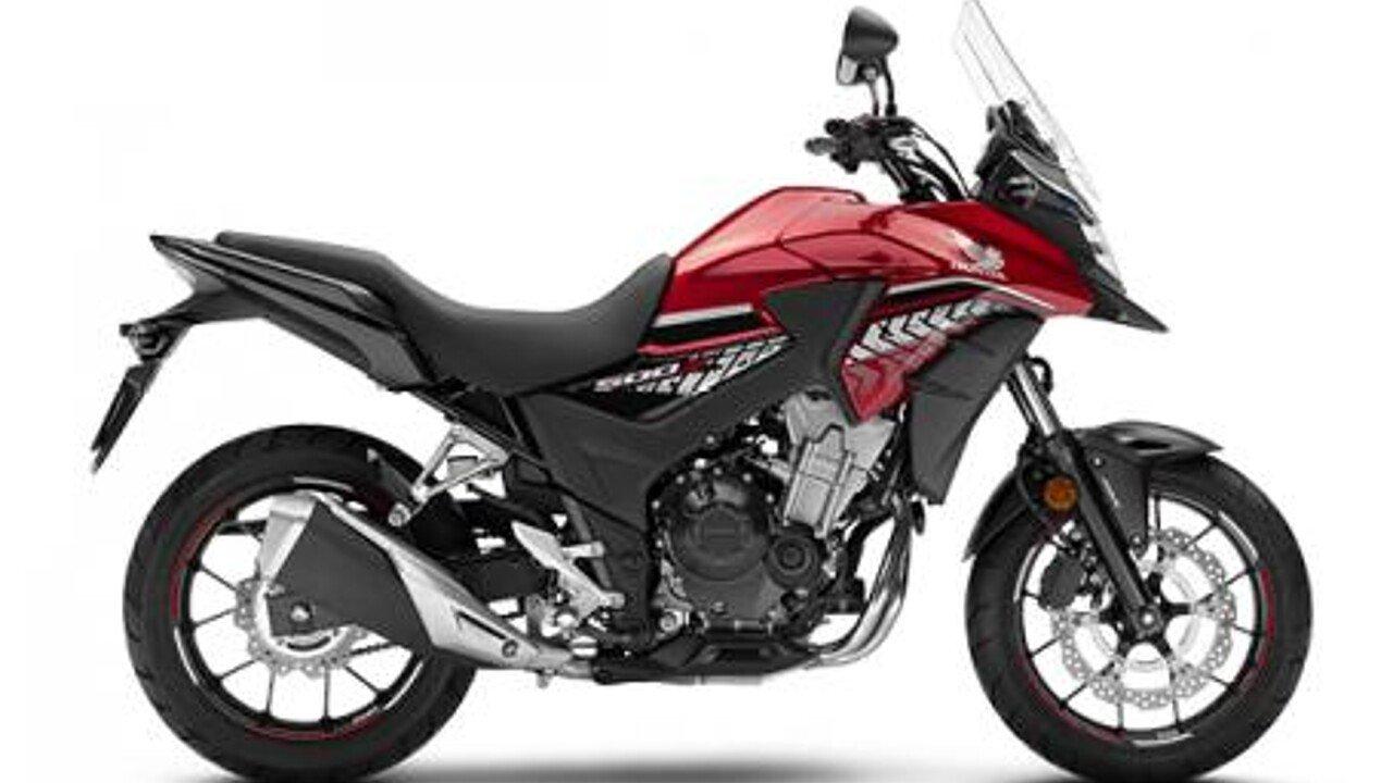 2017 Honda CB500X for sale 200421351