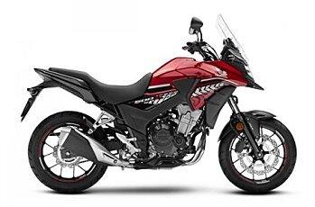 2017 Honda CB500X for sale 200485035
