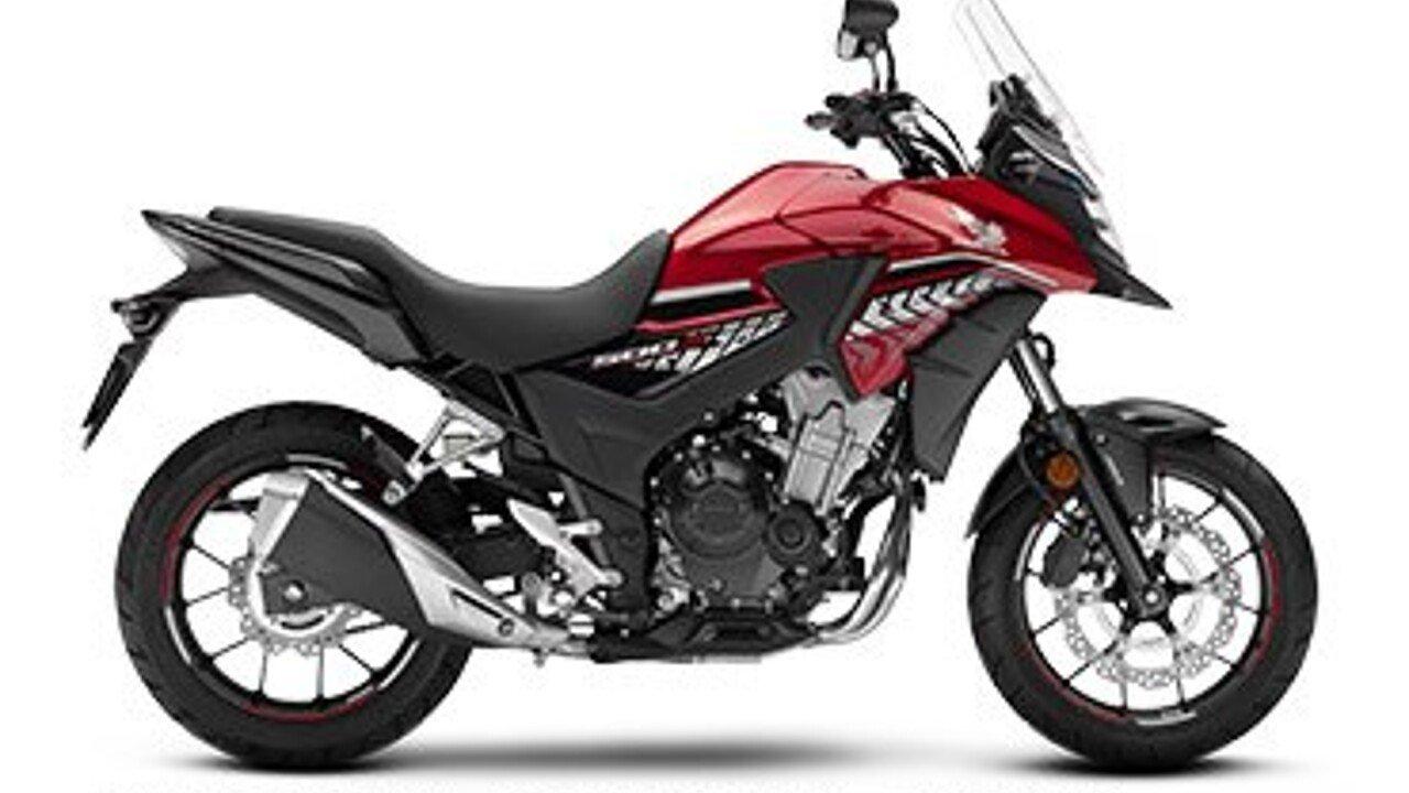 2017 Honda CB500X for sale 200556095