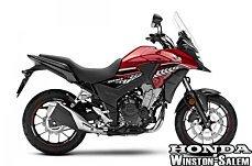 2017 Honda CB500X for sale 200501727