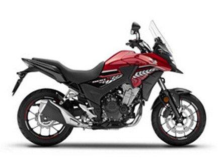 2017 Honda CB500X for sale 200502089