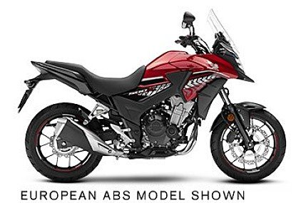 2017 Honda CB500X for sale 200556095