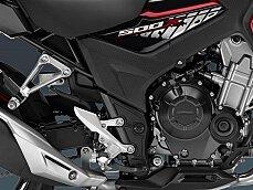 2017 Honda CB500X for sale 200577423