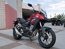 2017 Honda CB500X for sale 200603377
