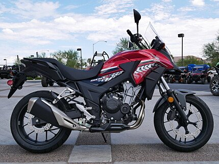 2017 Honda CB500X for sale 200603377