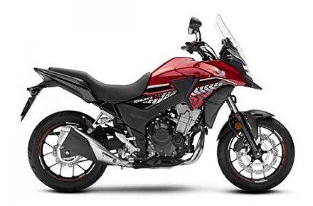 2017 Honda CB500X for sale 200641510