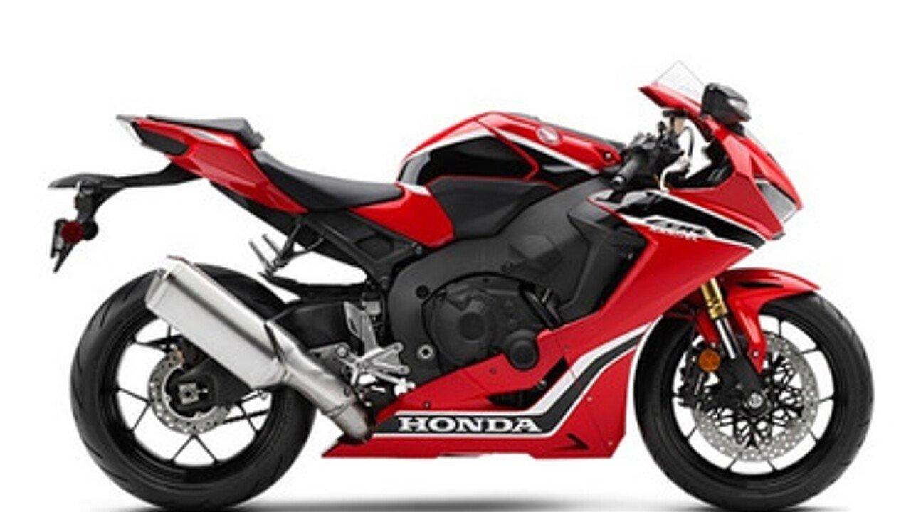 2017 Honda CBR1000RR for sale 200451147