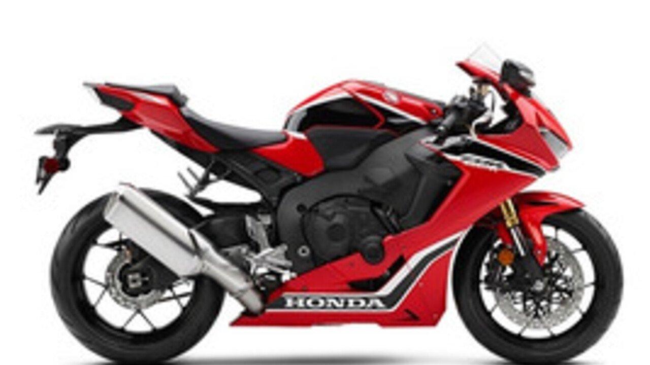 2017 Honda CBR1000RR for sale 200452558