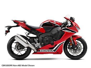 2017 Honda CBR1000RR ABS for sale 200453042