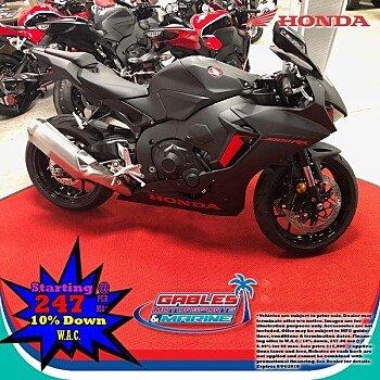 2017 Honda CBR1000RR for sale 200453892