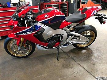 2017 Honda CBR1000RR for sale 200501820