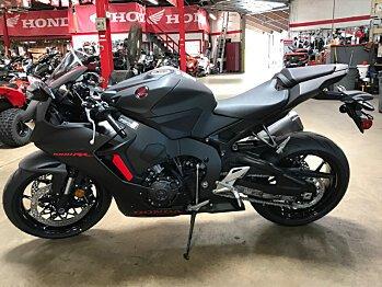 2017 Honda CBR1000RR for sale 200501871