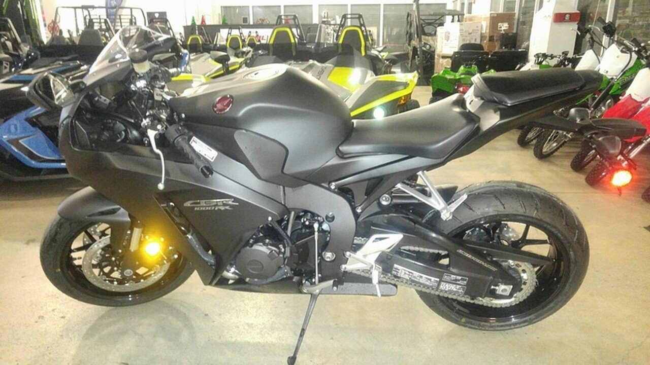 2017 Honda CBR1000RR ABS for sale 200518686